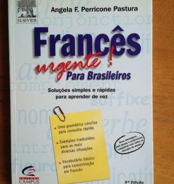 Francês urgente! Para brasileiros - Sem faixa etaria - Outros