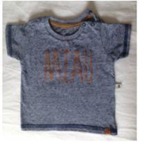 Camiseta Miau - 6 meses - Teddy Boom
