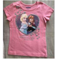 Camiseta Frozen - 3 anos - Disney