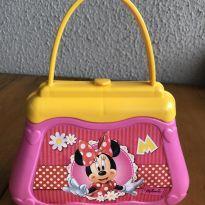 Bolsa rígida rosa Minnie -  - Disney