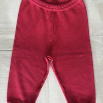 Calça moletom bebê - 3 meses - Tilly Baby
