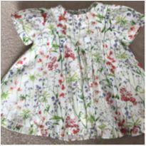 Vestido bebê Tyrol - 3 meses - Tyrol