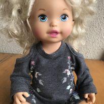 Vestido boneca Baby Alive igual ao da criança -  - Baby Alive