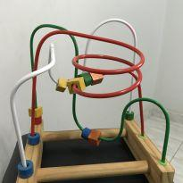 Brinquedo educativo Aramado montanha russa -  - Dica brinquedos