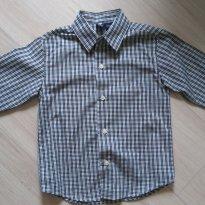 Camisa xadrez importada - 4 anos - Nautica