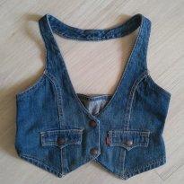Colete Jeans Importado - 12 anos - Levi