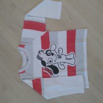 Camiseta m.l. DOKI - 4 anos - discovery kids
