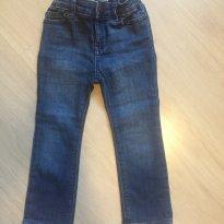 Calça jeans skinny GAP