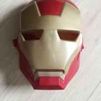 Máscara do Homem de Ferro