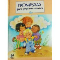 Livro Promessas Para Pequenos Corações - Sem faixa etaria - Editor: UP United Pres