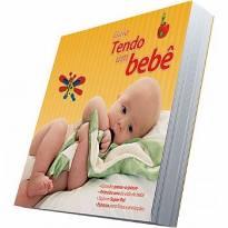 Guia Tendo um Bebê Livro de Recordações - Sem faixa etaria - Não informada