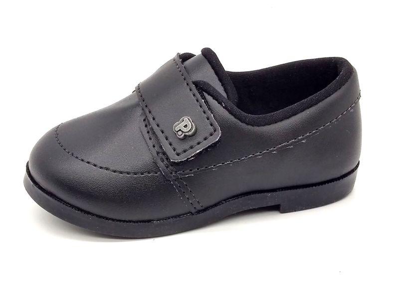 5f6ef0aa6 Sapato Social Infantil Masculino Preto Tam 25 Pimpolho 32628c 20 no ...