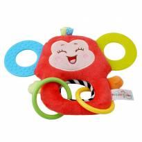 Chocalho Mordedor Macaco Happy Monkey -  - Happy Monkey