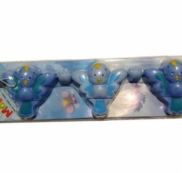 Móbile Para Carrinho Ou Berço Passarinho Azul Vilatoy - Sem faixa etaria - Outros