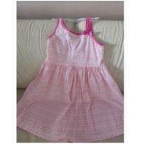 Vestido de verão Alphabeto - 8 anos - Alphabeto