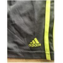 Bermuda Adidas Cinza - 4 anos - Adidas