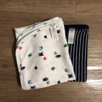 Conjunto com 2 mantas Carter's -  - Carter`s