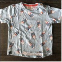 Camiseta surfer - 12 a 18 meses - Zara e Zara Baby