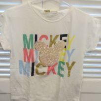 Blusa Disney Mickey Zara NOVA - 11 anos - Zara