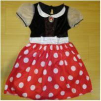 Fantasia Minnie da Disney - 6 anos - Disney