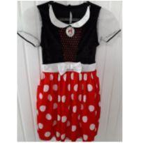 Fantasia Minnie da Disney. - 6 anos - Disney