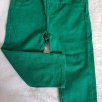 Calça Verde - 18 meses - Kiabi