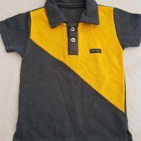 Camiseta Polo - 6 meses - Espevitados
