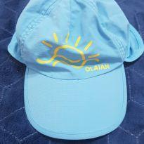 Boné de praia com proteção solar -  - Olaian