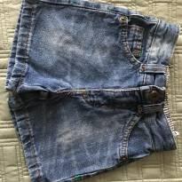 Bermuda Jeans Poim - 12 a 18 meses - Poim, Cherokee e Up Baby