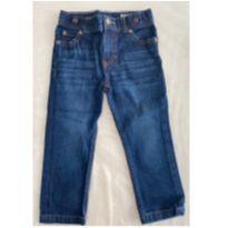 Calça Jeans - Carter`s - Straight - 3 anos - Carter`s