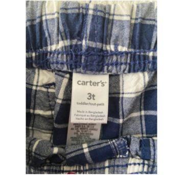 Kit de Bermudas infantis - Carter`s - 3 anos - Carter`s