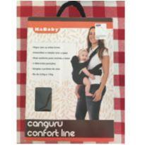 Canguru Comfort Line Preto KaBaby -  - Kababy