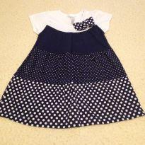Vestido Poim - 18 a 24 meses - Poim, Cherokee e Up Baby