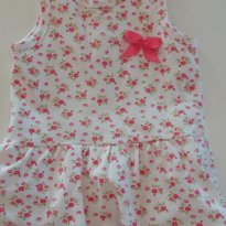 Vestido (Body) - 6 a 9 meses - Mini Mix