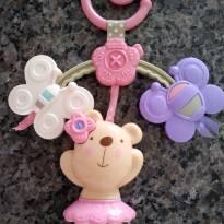 Mini Móbile Ursinho Rosa - Fisher-Price