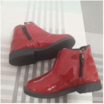 Bota Vermelha - 23 - Tricae