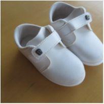 Sapato branco Pimpolho - 18 - Pimpolho Calçados