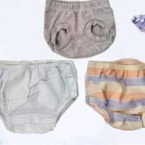 Segura Fraldas Kit - 0 a 3 meses - Várias