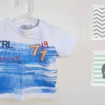 Camiseta Tyrol - 9 a 12 meses - Tyrol