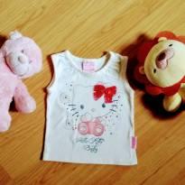Hello Kitty mega verão - 3 a 6 meses - Hello Kitty by Sanrio