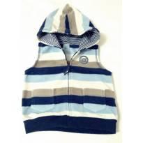 Colete fleece com capuz Carter´s 12 meses - 1 ano - Carter`s