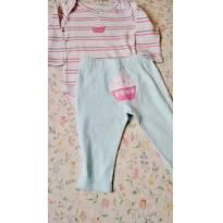 Lote lindo Carter´s Bebê Menina 7 peças - 0 a 3 meses - Carter`s