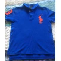 Camiseta Polo Ralph Lauren 5t