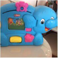 Elefante Primeiras Palavras Playskool -  - Playskool