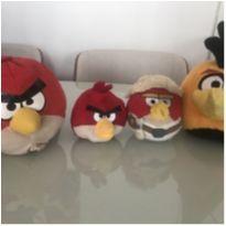 Pelúcias Angry Birds -  - Não informada