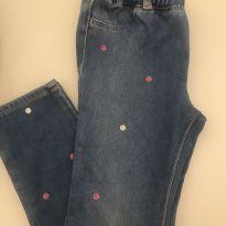 Calça jeans com bolinhas GAP - 5 anos - GAP