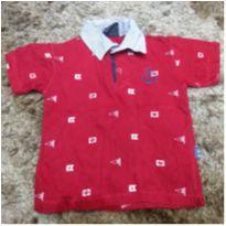 Camiseta polo - 1 ano - G-91 By Gant`s