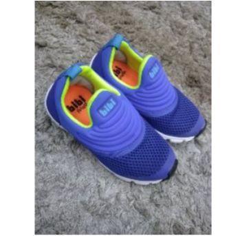 Tênis azul Fisoflex - 24 - Bibi