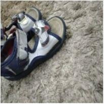 Sandália azul - 21 - Klin