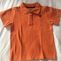 Camiseta Polo - 3 anos - Marca não registrada